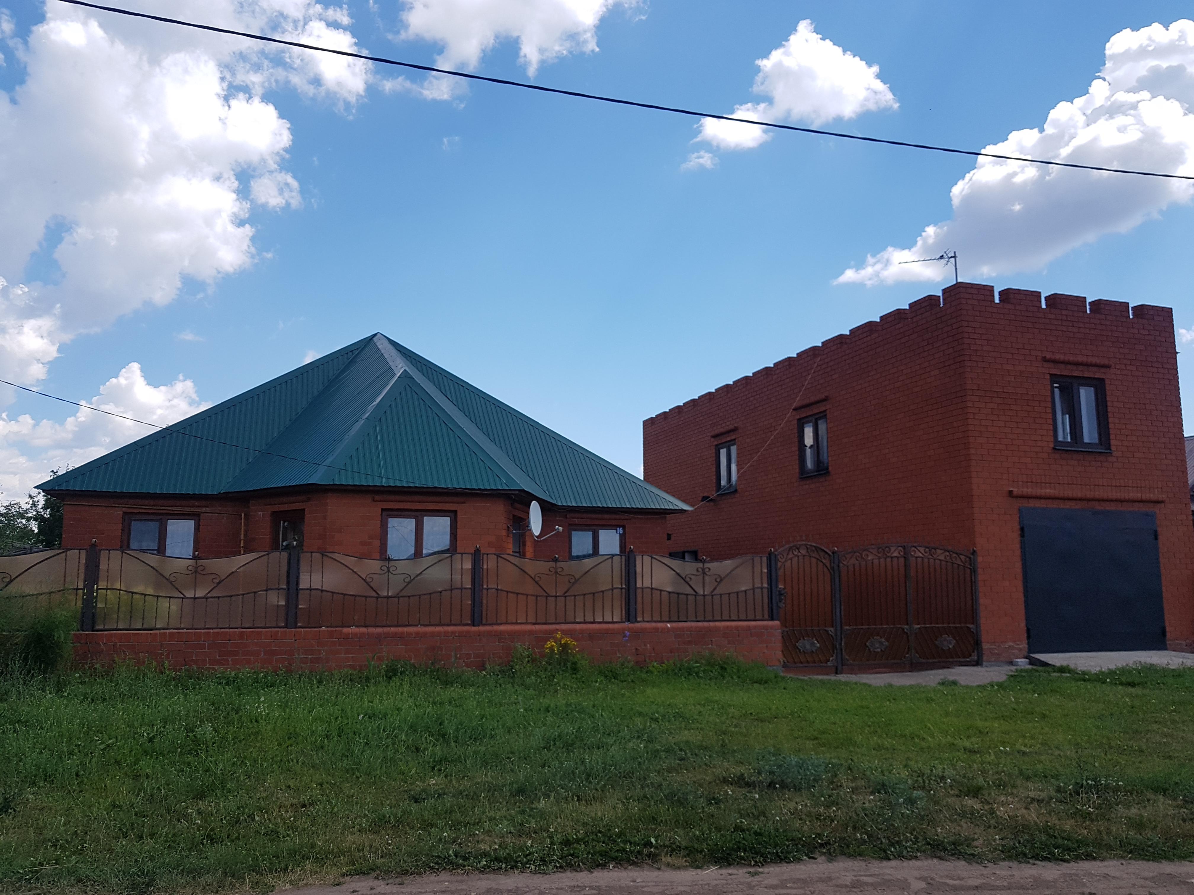 Продажа  дома Лаишевский р-н, Атабаево, ул. Октябрьская, 16