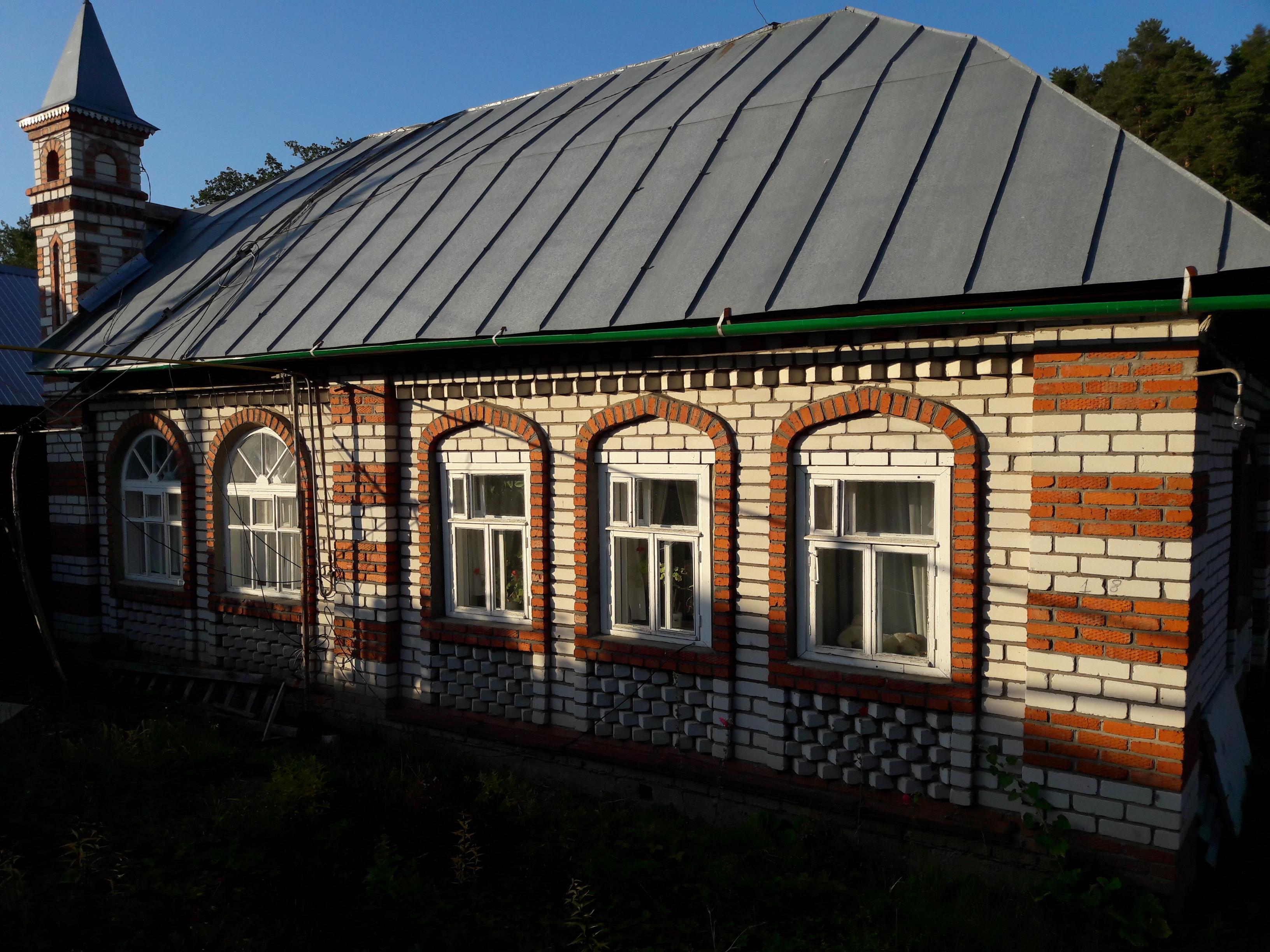 Продажа  дома Зеленодольский р-н, Октябрьский, ул. Садовая,