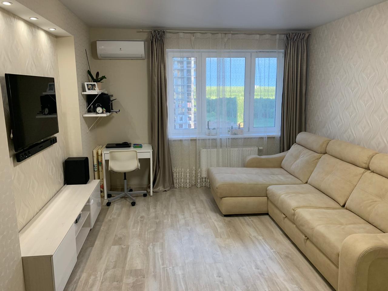 Продажа 2-к квартиры Рауиса Гареева, 109