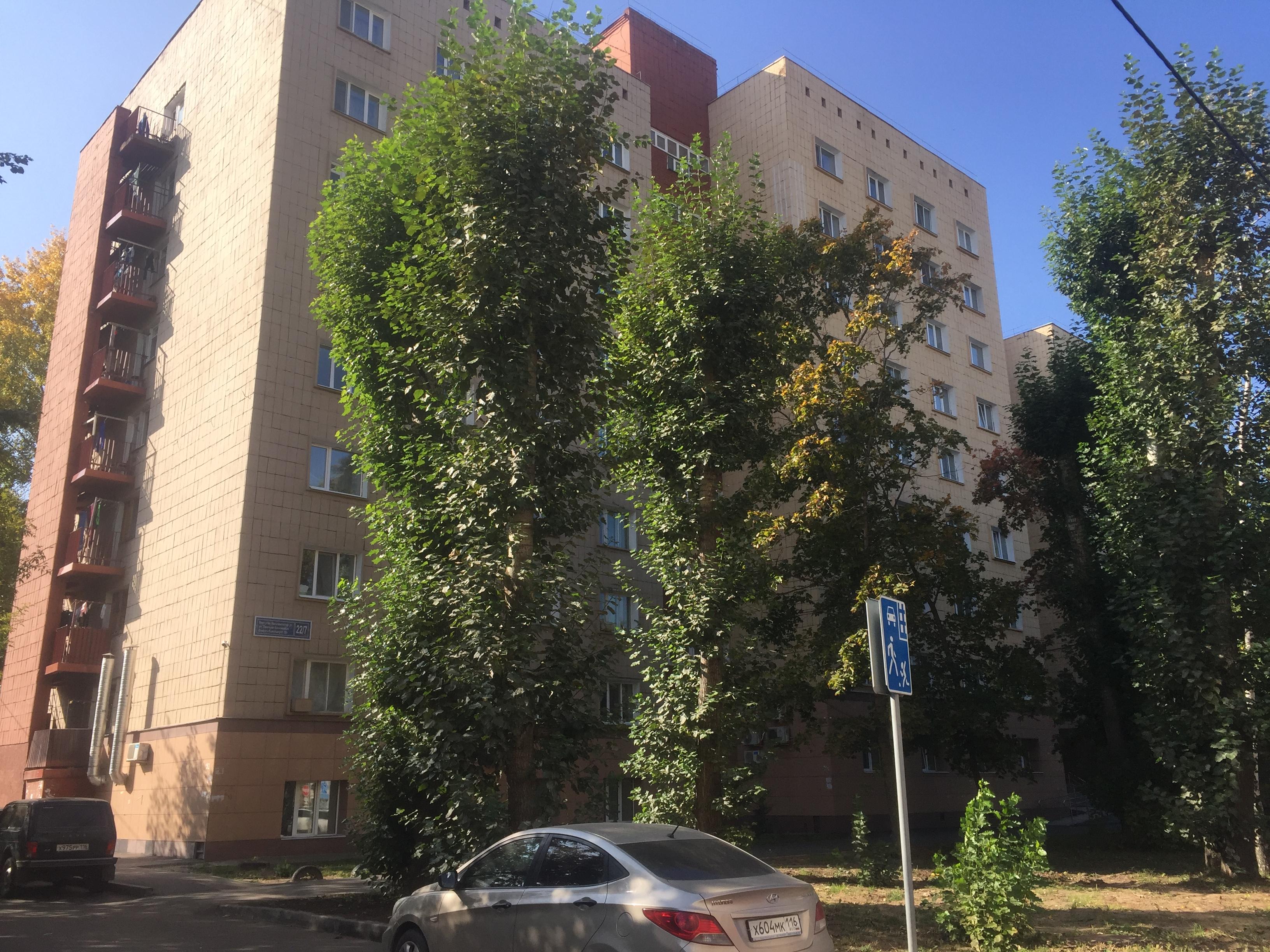 Продажа  комнаты Братьев Касимовых, 22