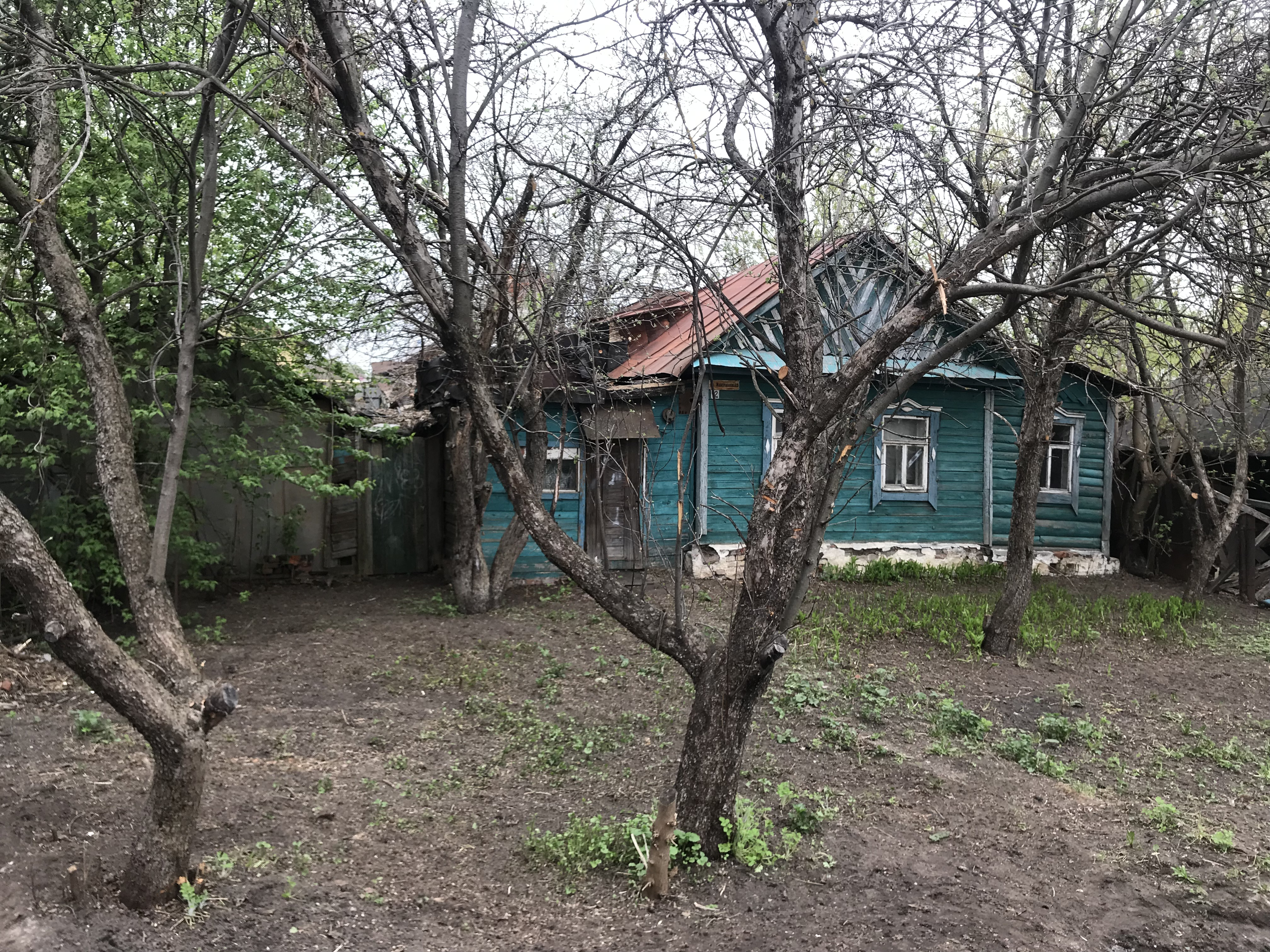 Продажа  участка Малая Кабанная, 12