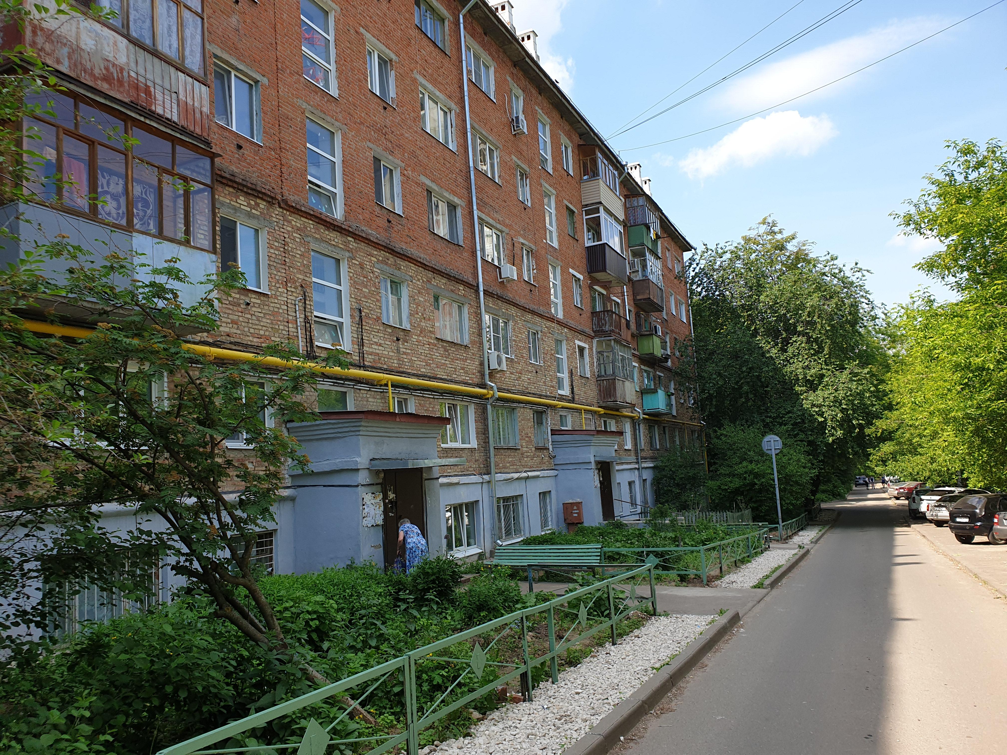 Продажа 2-к квартиры Новаторов, 6