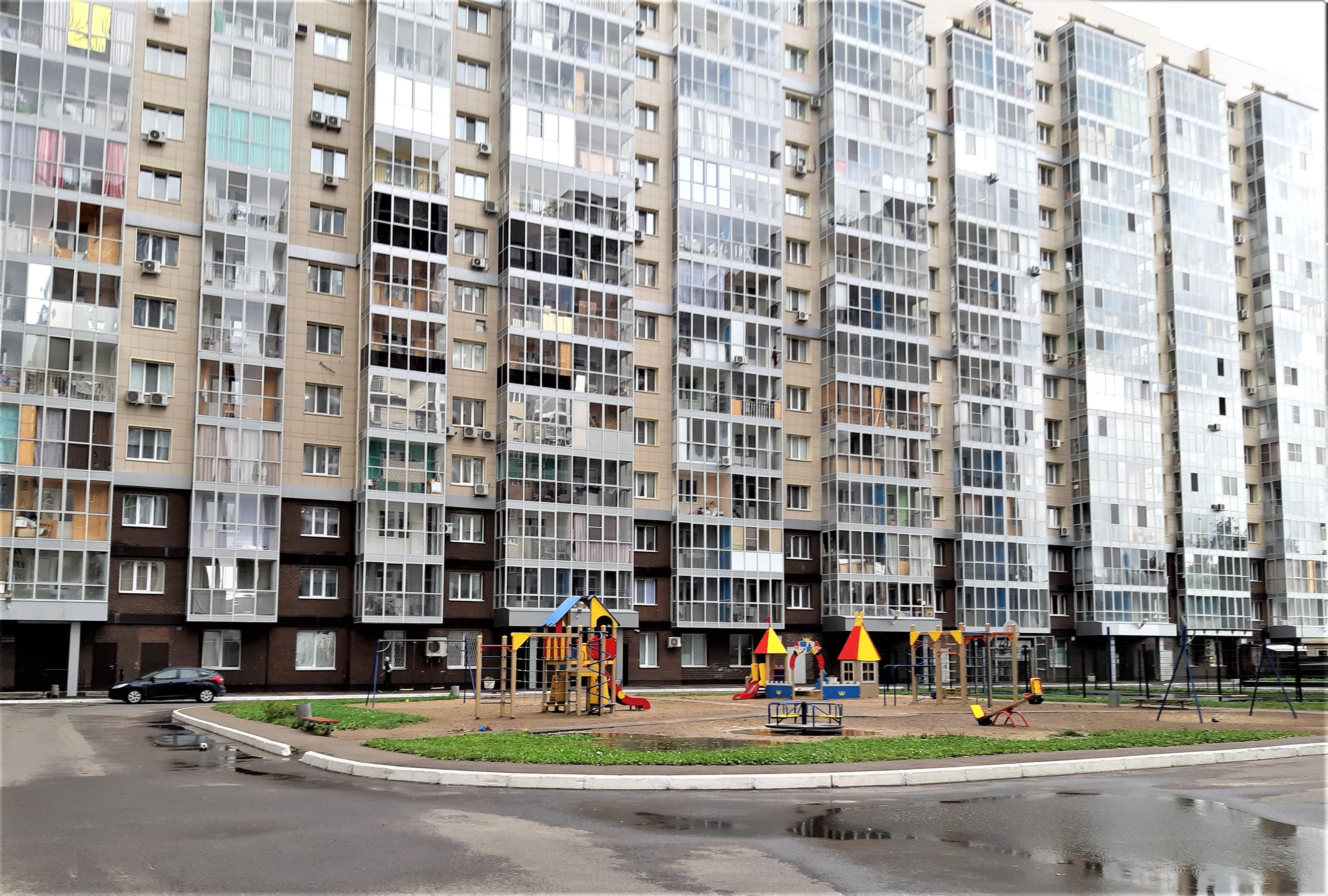 Продажа 2-к квартиры Профессора Камая, 8а